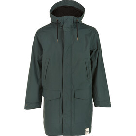 Tretorn M's From The Sea Rain Jacket Padded Kelp Green